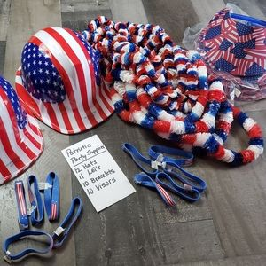 Patriotic Party Supplies & Favors